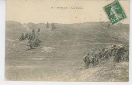 BIVILLE - Les Dunes (manoeuvres Militaires ) - Autres Communes