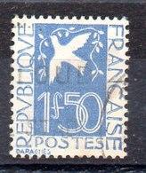 Serie De Francia N ºYvert 294 (o) - Francia