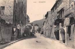 Les Rues De Olmeto - Frankreich