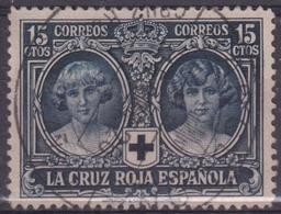 ESPAÑA 1926 Nº 329 USADO - 1889-1931 Kingdom: Alphonse XIII