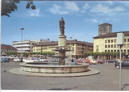 Saarlouis - Großer Markt -   V-4-381 - Kreis Saarlouis