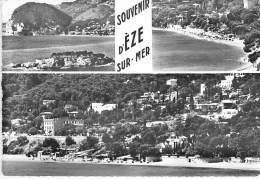 ** Lot De 11 Cartes ** 06 - EZE ( Cartes Diversifiées Toutes Scannées ) CPSM Noir Blanc Grand Format - Alpes Maritimes - Eze