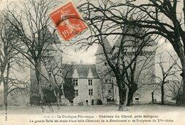 Château Du Claud à SALIGNAC EYVIGUES - France