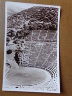 Griekenland - Greece / Photocard, Epidavros --> Unwritten - Grèce