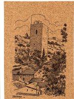 CP LIÈGE (Réf : M741) CESSENON-SUR-ORB (34 HÉRAULT) Le Village Et La Tour - France