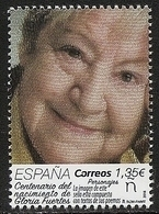 2018-ED. 5235 COMPLETA -Centenario Del Nacimiento De Gloria Fuertes. LITERATURA. POETA-NUEVO - 2011-... Ungebraucht