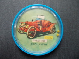 JEU DE  BILLES VEHICULE Lozier 1912 52 PS 130 Km ANNEES 1960 - Toy Memorabilia