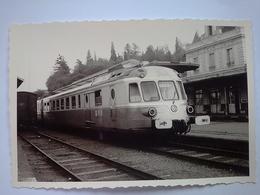 93  NOISY LE  SEC  LE 10 05  1964   AUTORAIL   X 2729   TRAIN SPECIAL  POUR  UN  MINISTRE - Noisy Le Sec