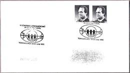 CONGRESO DE CELULOSA Y PAPEL - Congress About PULP And PAPER. Torremolinos, Malaga, Andalucia, 1992 - Química