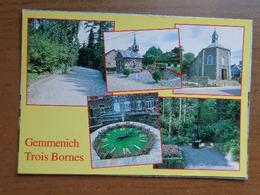 Gemmenich - Trois Bornes --> Beschreven - Blieberg