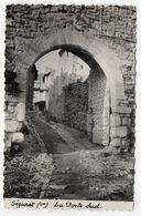 SEGURET --1948--La Porte Sud  .....--timbre --cachet   .......pas Très Courante - France