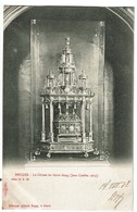 Bruges - La Châsse Du Saint-Sang (Jean Crabbe 1617) - 1903 - Edit. Albert Sugg Série 11/26 - 2 Scans - Brugge