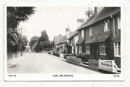 Cp , Angleterre , ALMS ROW , BRASTED , Voyagée 1969 - Inglaterra