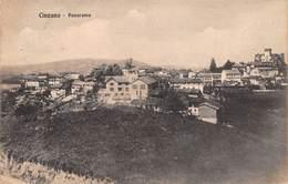 """0107 """"(TORINO)  CINZANO - PANORAMA""""  ANIMATA. CART   SPED 1901 - Italie"""
