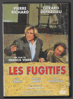 Les Fugitifs Dvd - Comedy