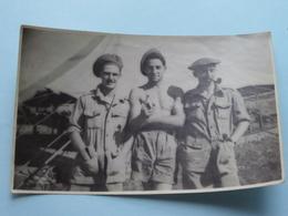 Te Identificeren ( Zie Foto / Voir Photo Pour Detail ) ! - Guerre, Militaire