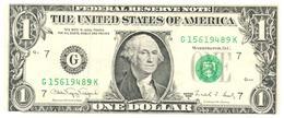 Billets > Etats-Unis  > 1 Dollar 1988 - Federal Reserve Notes (1928-...)