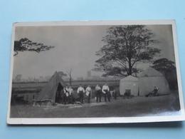 UK United Kingdom CAMP > Identify Please - Anno 19?? ( Zie Foto / Voir Photo Pour Detail ) ! - Guerre, Militaire