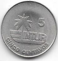 Cuba 5 Centavos 1981  Km 411   Unc - Cuba
