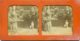 Photo Stéréoscopique Scène D'éxécution Guerre De 1870 ?, Mexique ? Amerique Du Sud ? - Fotos Estereoscópicas
