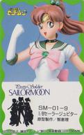 RARE Télécarte NEUVE Japon / 110-011 - MANGA - SAILORMOON  - ANIME Japan MINT Phonecard - 10305 - Stripverhalen