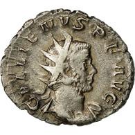 Monnaie, Gallien, Antoninien, 259-260, Trèves, SUP, Billon, RIC:56 - 5. L'Anarchie Militaire (235 à 284)