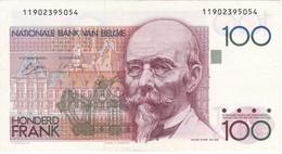 BILLETE DE BELGICA DE 100 FRANCOS  DE HENDRIX BEYAERT EN CALIDAD EBC (XF)  (BANK NOTE) - [ 2] 1831-... : Belgian Kingdom