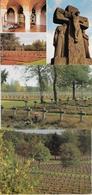 Duitse Soldatenbegraafplaats Lichte Plooi 1 Kaart - Lommel