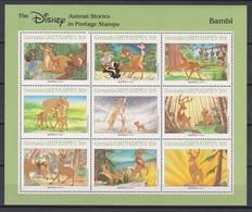 2282 WALT DISNEY - GRENADA  GRENADINES  ( Animal Stories ) Seen By Walt Disney Productions. - Disney