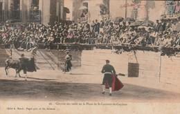 St Laurent-de-Cerdans - Corrida Des Toros En La Plaza - Other Municipalities