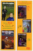 """{05574} Marque-pages """" Editions Du Rocher Jeunesse , Kévin """" (c) . TBE.    """" En Baisse """" - Bladwijzers"""