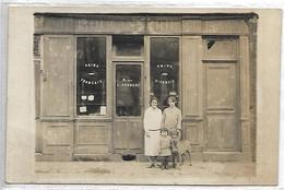 JUAYE MONDAYE - Devanture De MAGASIN - Boulangerie FOUBERT - CARTE PHOTO - France