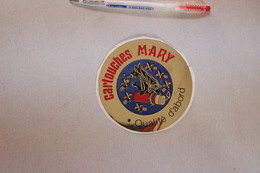 CHASSE CARTOUCHES  MARY - Stickers