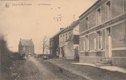 Sars-la-Buissière , ( Lobbes ), Le Téléphone ,Oblitértion Feldposte 1915 ( Guerre1914-1918 ) - Lobbes
