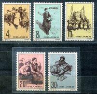 VR CHINA - 616-620 **, Erhaltung Siehe Scans  -- Mnh; See Scans For Condition - 1949 - ... République Populaire