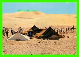 EL AAIUN, SAHARA OCCIDENTAL - EXCURSION DANS LES DUNES - EDICIONS, PHILIPPE MARTIN - ANIMÉE - - Sahara Occidental