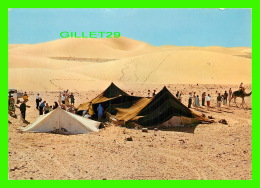 EL AAIUN, SAHARA OCCIDENTAL - EXCURSION DANS LES DUNES - EDICIONS, PHILIPPE MARTIN - ANIMÉE - - Western Sahara