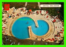 TANGER, MAROC -  MARRUECOS, PISCINE DEL HOTEL SOLAZUR - - Tanger