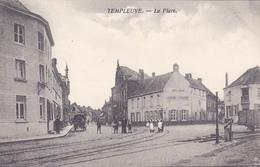 Templeuve La Place   CACHET !!!! Carte Allemande - Sonstige Gemeinden
