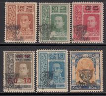 1920 YVERT Nº 146 / 151  MNH , MH - Siam
