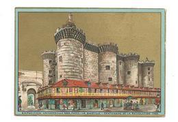 CHROMO ..Expo. Uni 1889. Paris La Bastille.. Ateliers De Photographie V. DAIREAUX à PARIS Et TROUVILLE (14) ..2 Scans - Chromos