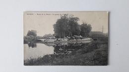NOISIEL   (77)    Bords De La Marne - La Pointe De L'Ile - Noisiel