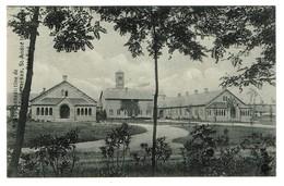 St André Lez Bruges - Abbaye Bénédictine De Zevenkerken - Côté Sud - 1913 - 2 Scans - Brugge