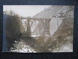 AK CISMONETAL B. PRIMIERO Ponte Della Sera 1WK 1WW Ca.1917 //  D*32858 - Other Cities