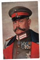 Nr.+  882, Generalfeldmarschall  Hindenburg, - Guerra 1914-18