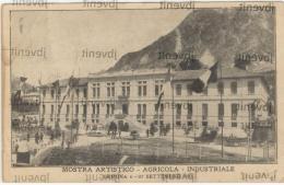 GEMONA  (UDINE) -MOSTRA ARTISTICO-AGRICOLA-INDUSTRIALE - Settembre 19131 - Udine