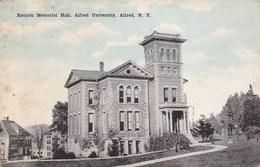 New York, N.Y. Kenyon Memorial Hall, Alfred University (pk49840) - Other