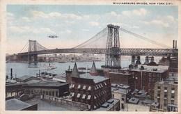 New York, N.Y. Williamsburg Bridge (pk49842) - Other