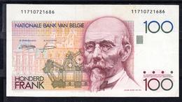 BELGICA  1982 .  100 FRANCOS BELGAS. HENDRIK BAYAERT     EBC-  B1007 - [ 2] 1831-... : Belgian Kingdom