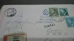 1469. WW 2 Letter Prinz Eugen Division Plzen-Pantschowa(Pancevo)-Freiwillingen Division - Germany